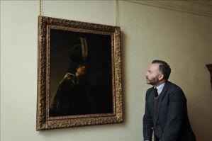 Luis Benshimol, Autorretrato de Rembrandt